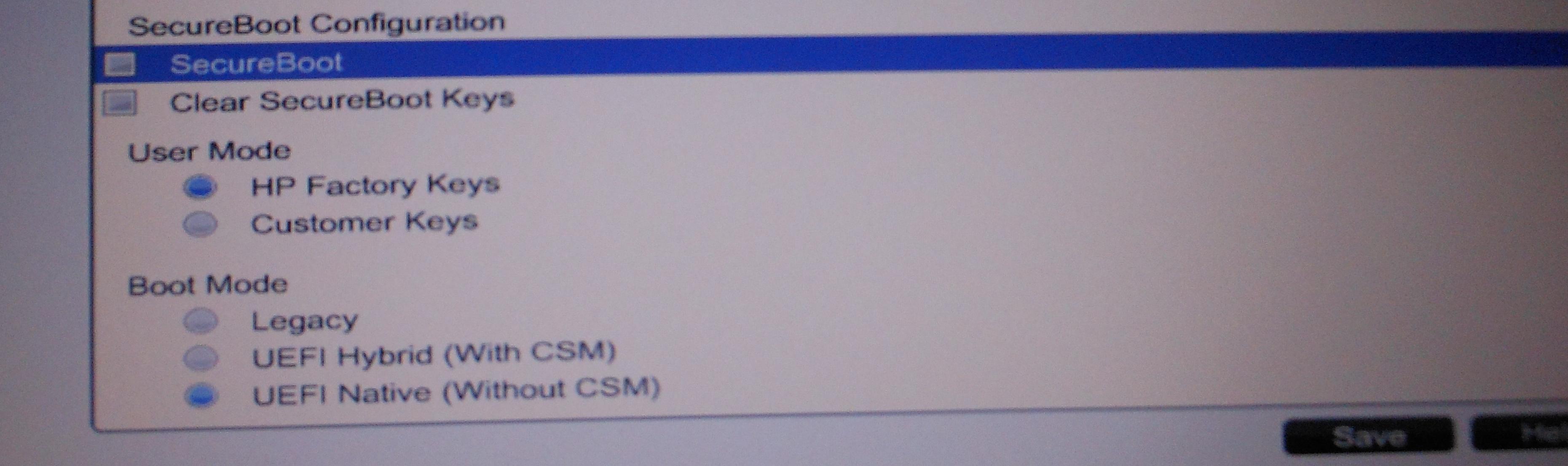 Installing Windows 7 on a UEFI Computer - BlueCompute